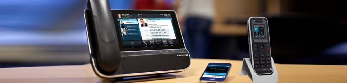 ICS Cabling Téléphonie d'entreprise