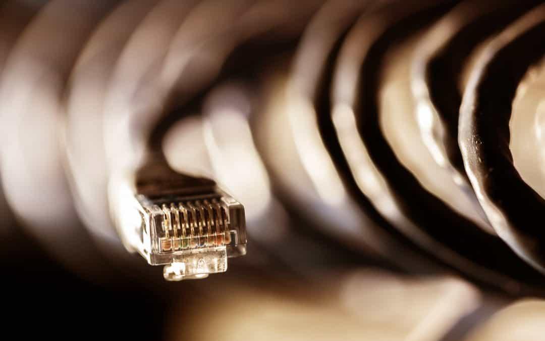 Réseau câblage informatique : fibre optique et câblage cuivre
