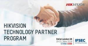 HIKVISION étend son programme de partenariat technologique à l'IFSEC