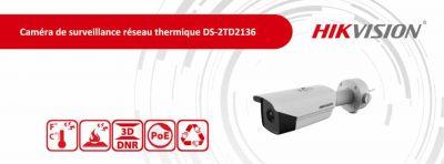 La caméra réseau thermique Hikvision : prix de l'innovation Produit de l'année
